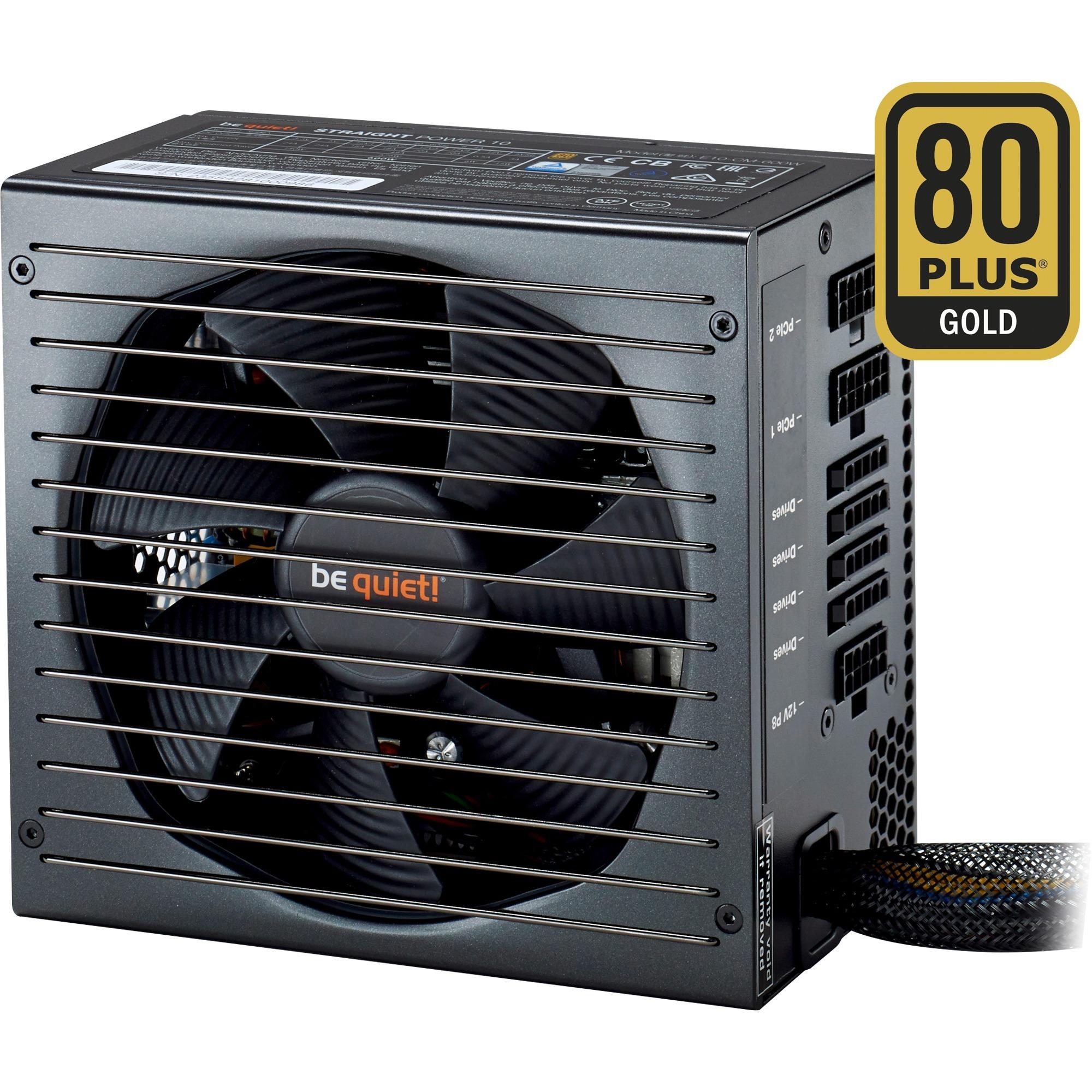 BN234 500W ATX Negro unidad de fuente de alimentación, Fuente de alimentación de PC
