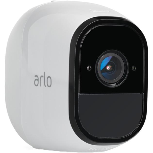 Pro Cámara de seguridad IP Interior y exterior Cubo Blanco 1280 x 720 Pixeles, Cámara de vigilancia
