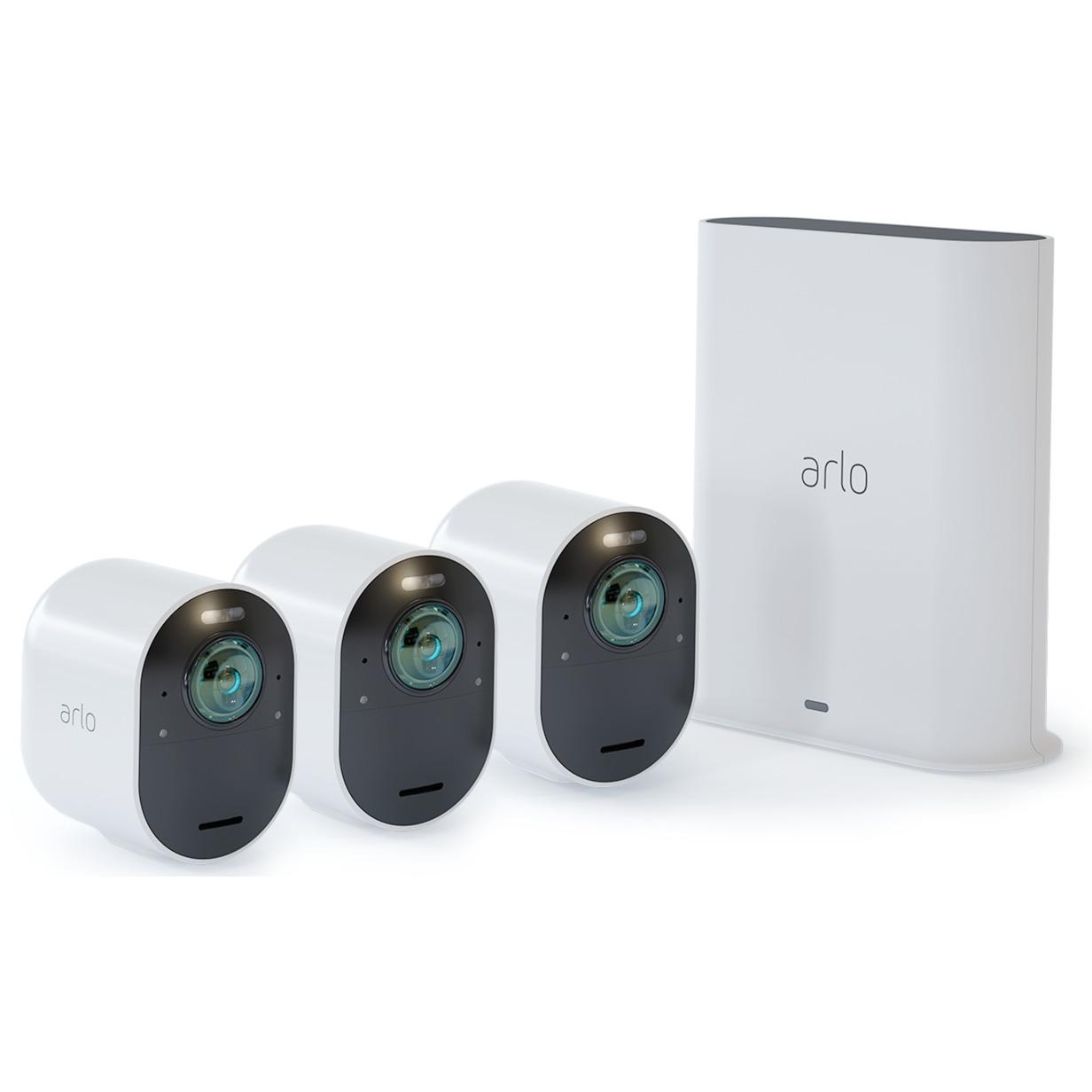 VMS5340 Cámara de seguridad IP Interior y exterior Pared 3840 x 2160 Pixeles, Cámara de vigilancia