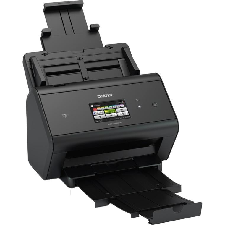 ADS3600WSRG3, Escáner de alimentación de hojas