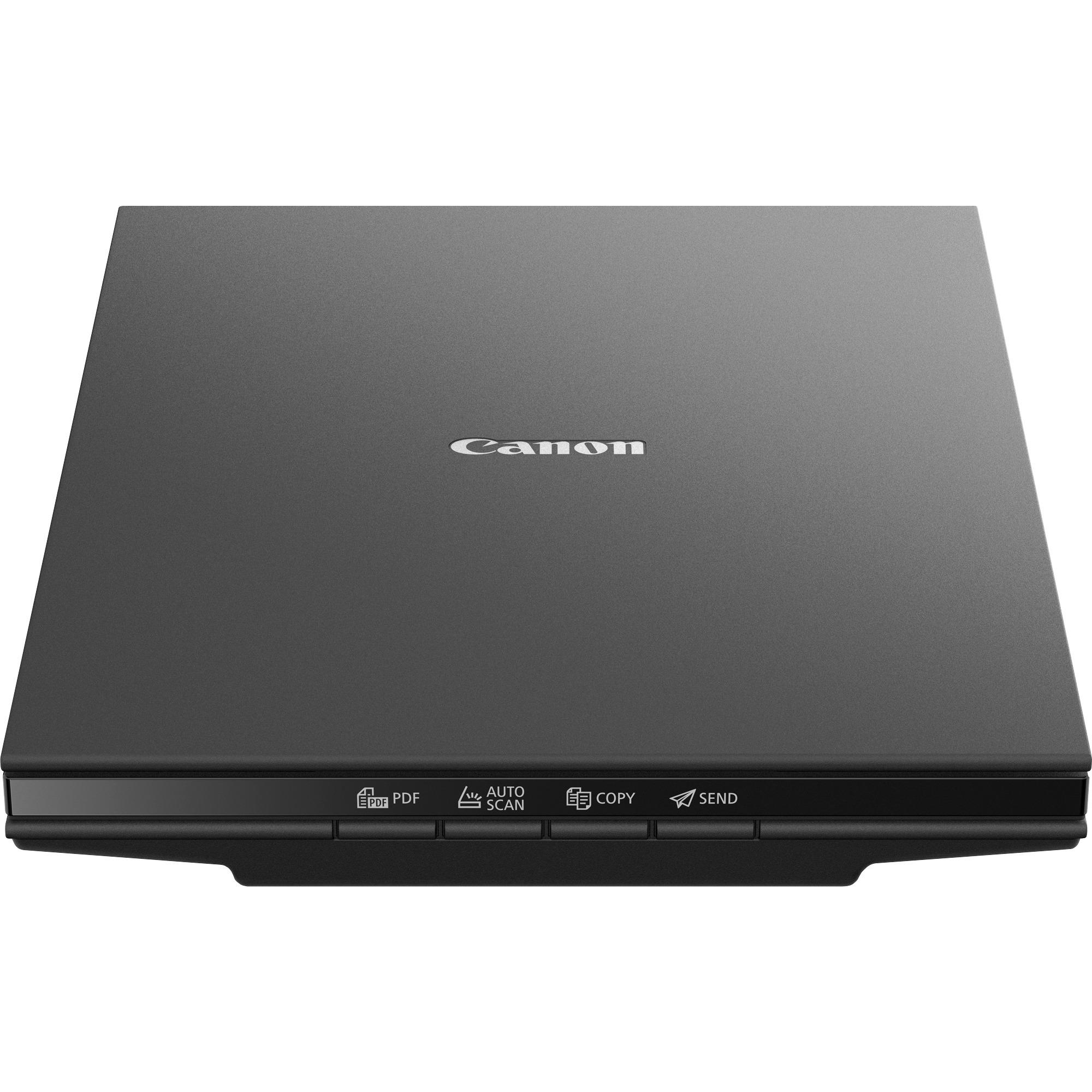 CanoScan LiDE 300 2400 x 4800 DPI Escáner de cama plana Negro A4, Escáner plano
