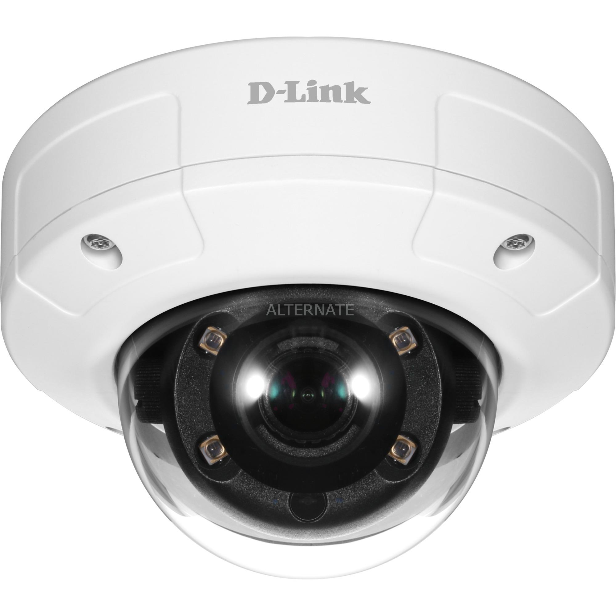 DCS-4633EV cámara de vigilancia Cámara de seguridad IP Exterior Almohadilla Blanco 2048 x 1536 Pixeles