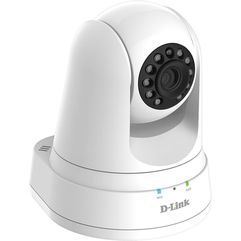 DCS-5030L cámara de vigilancia Cámara de seguridad IP Interior Esférico Blanco 1280 x 720 Pixeles, Cámara de red