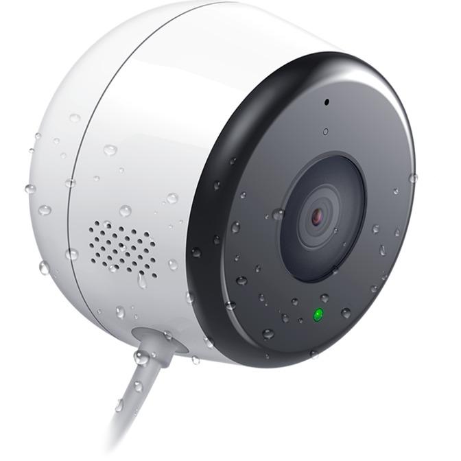 DCS-8600LH cámara de vigilancia Cámara de seguridad IP Interior y exterior Cubo Techo/pared 1920 x 1080 Pixeles