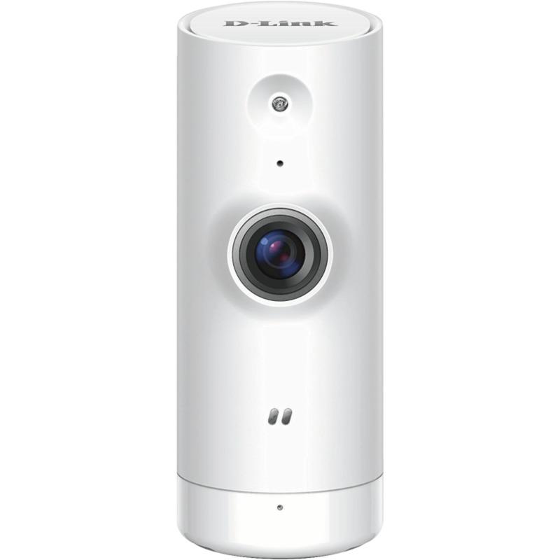 Mini HD Cámara de seguridad IP Interior Blanco 1280 x 720 Pixeles, Cámara de red
