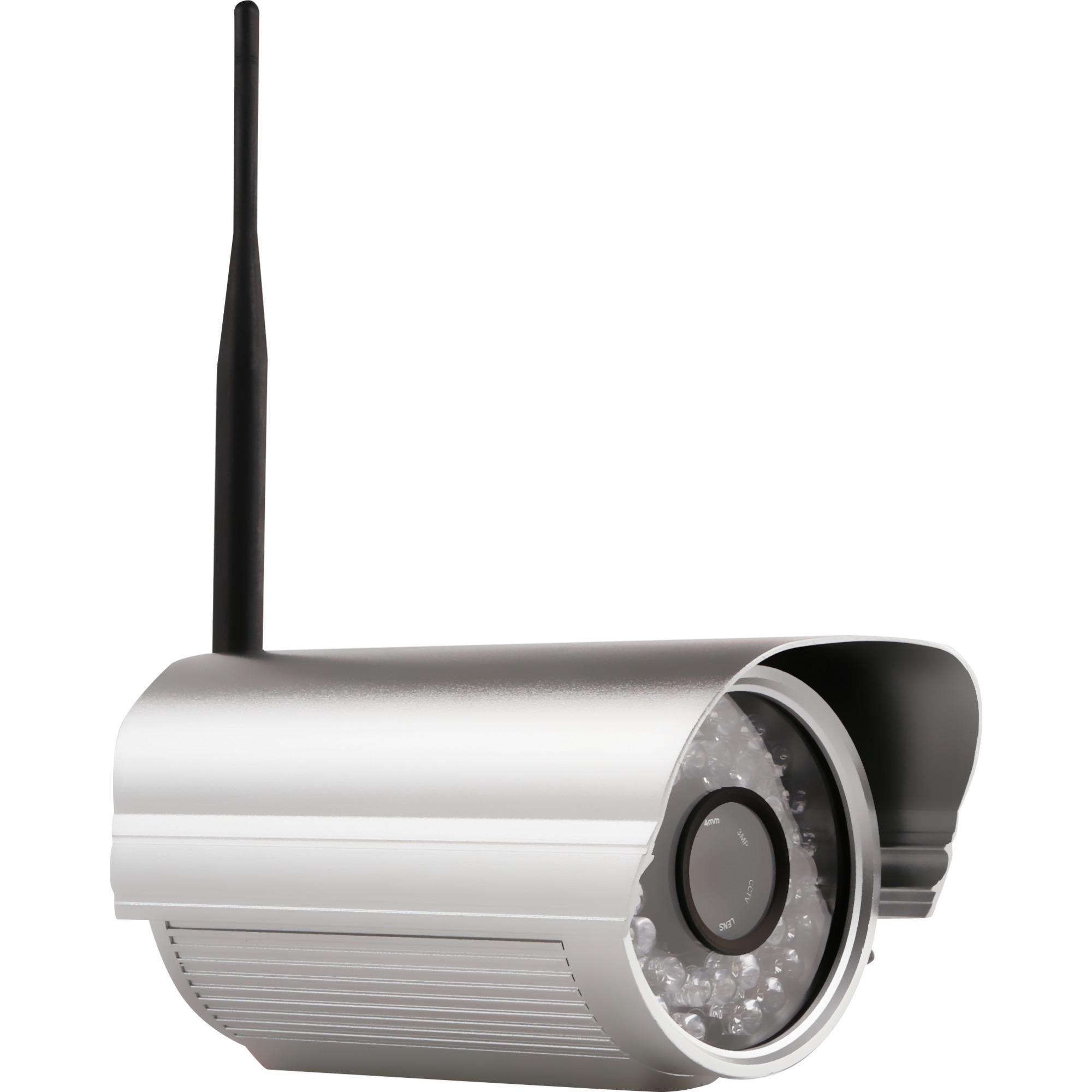 FI9805W IP security camera Exterior Bala Plata cámara de vigilancia, Cámara de red