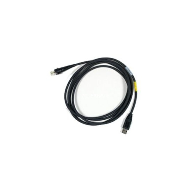 42206161-01E cable USB 2,6 m Negro