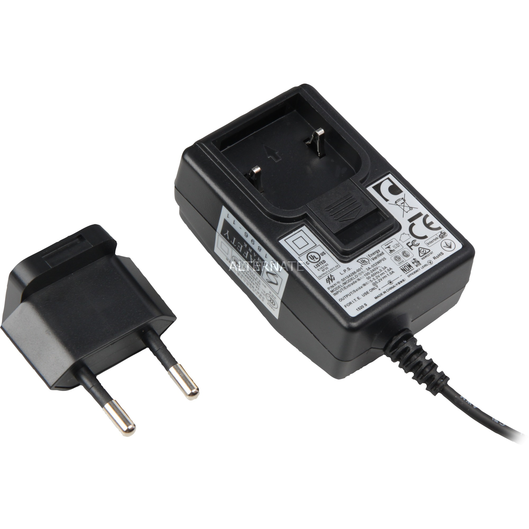 PS-05-1000W-C Interior Negro adaptador e inversor de corriente, Fuente de alimentación