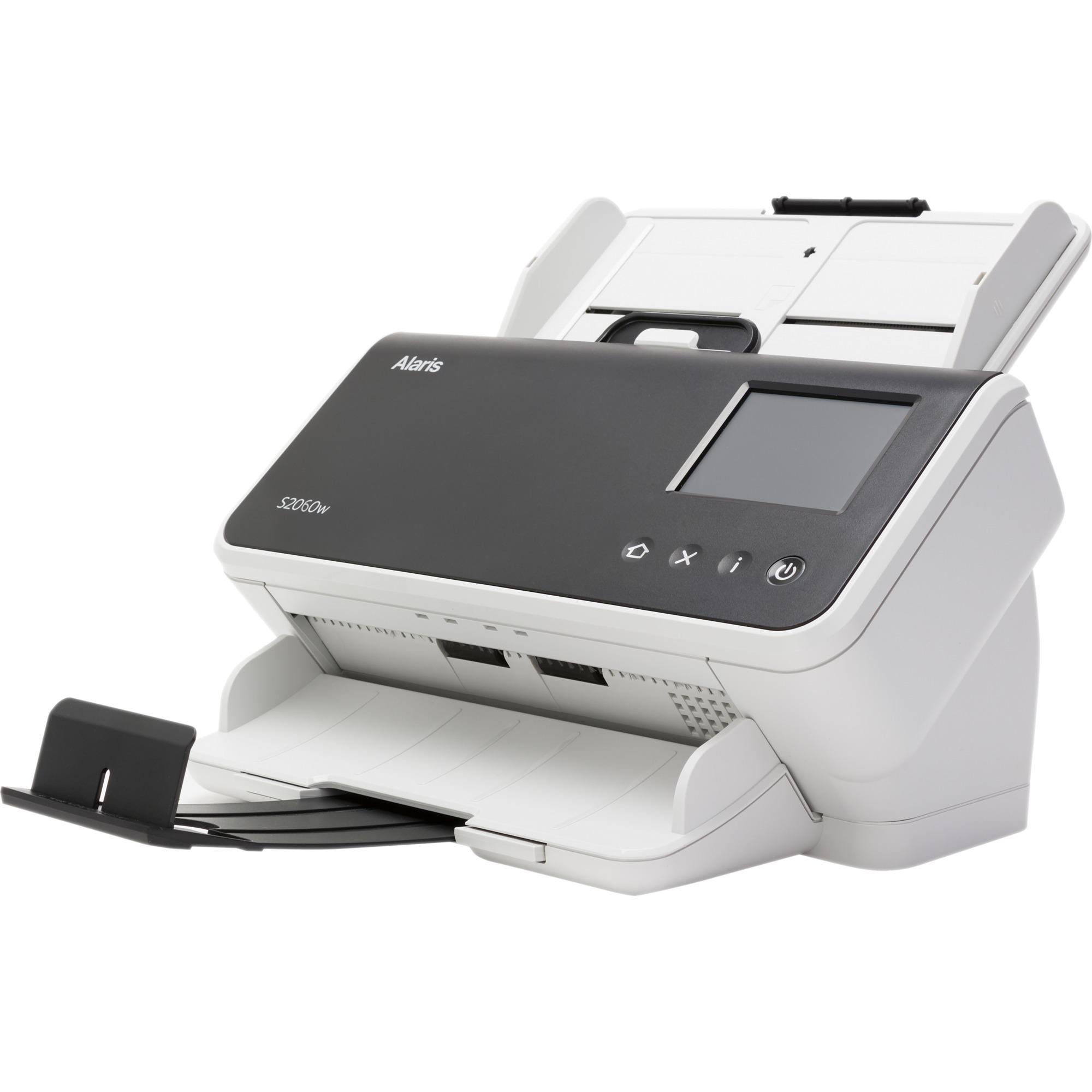 ALARIS S2060W Scanner 600 x 600 DPI Escáner con alimentador automático de documentos (ADF) Negro, Blanco A3