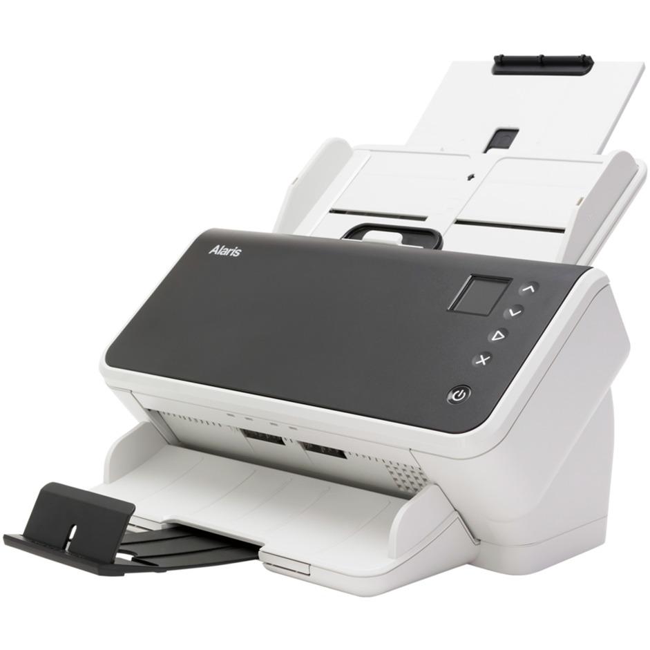 Alaris S2040 600 x 600 DPI Escáner con alimentador automático de documentos (ADF) Negro, Blanco A3