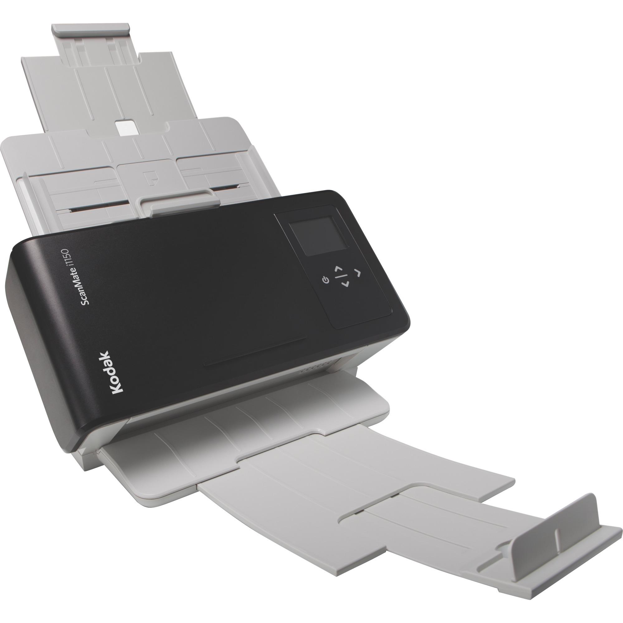 ScanMate i1150 Scanner Escáner con alimentador automático de documentos (ADF) 600 x 600DPI A4 Negro