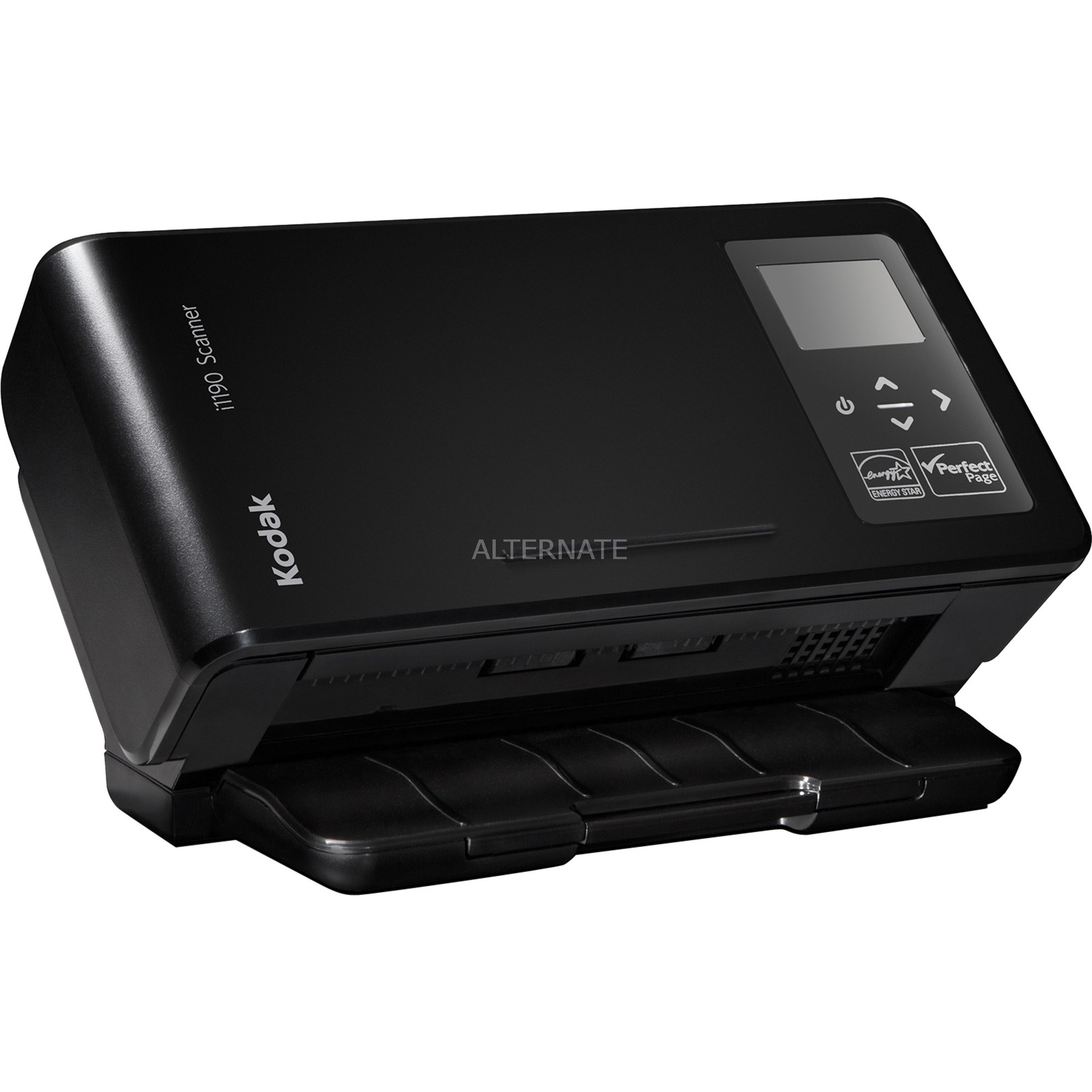 i1190 Scanner Escáner con alimentador automático de documentos (ADF) 600 x 600DPI A4 Negro