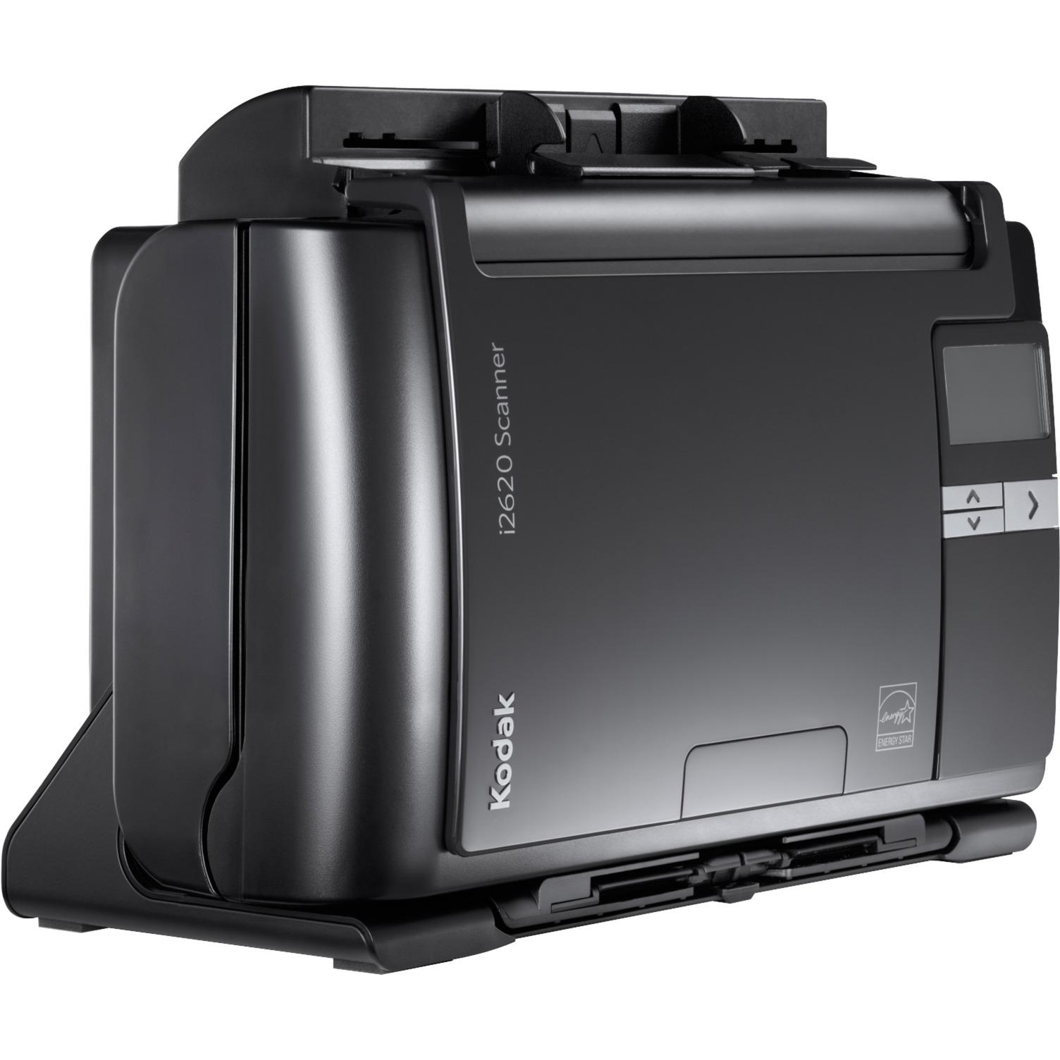 i2620 600 x 600 DPI Escáner con alimentador automático de documentos (ADF) Negro A4, Escáner de alimentación de hojas