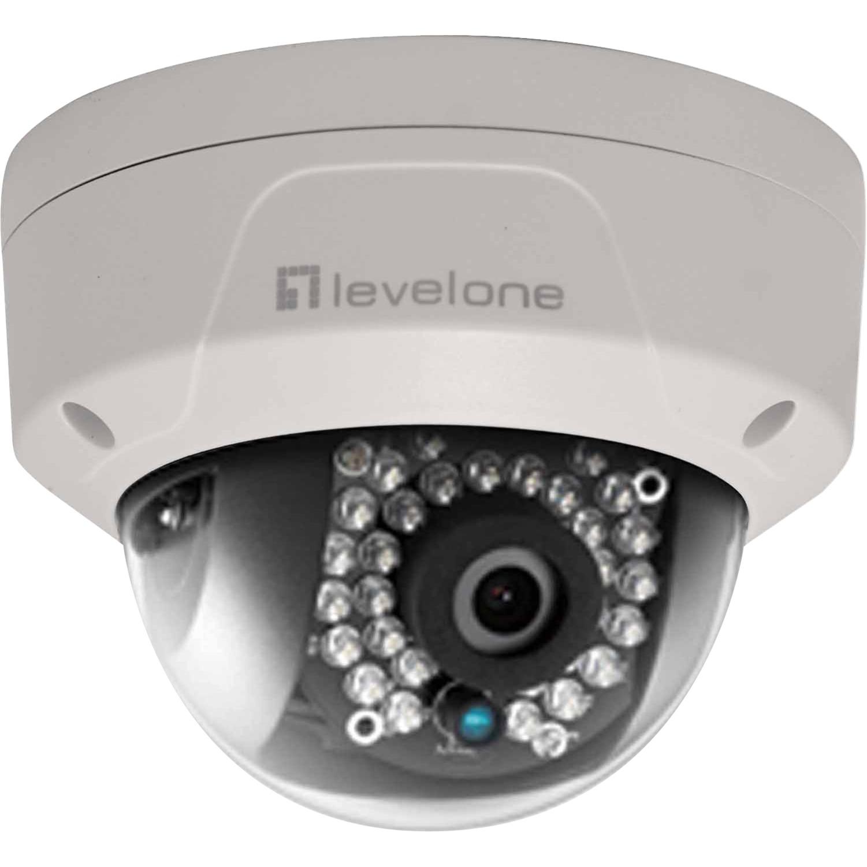 FCS-3086 Cámara de seguridad IP Interior y exterior Almohadilla Blanco 2688 x 1520 Pixeles, Cámara de red