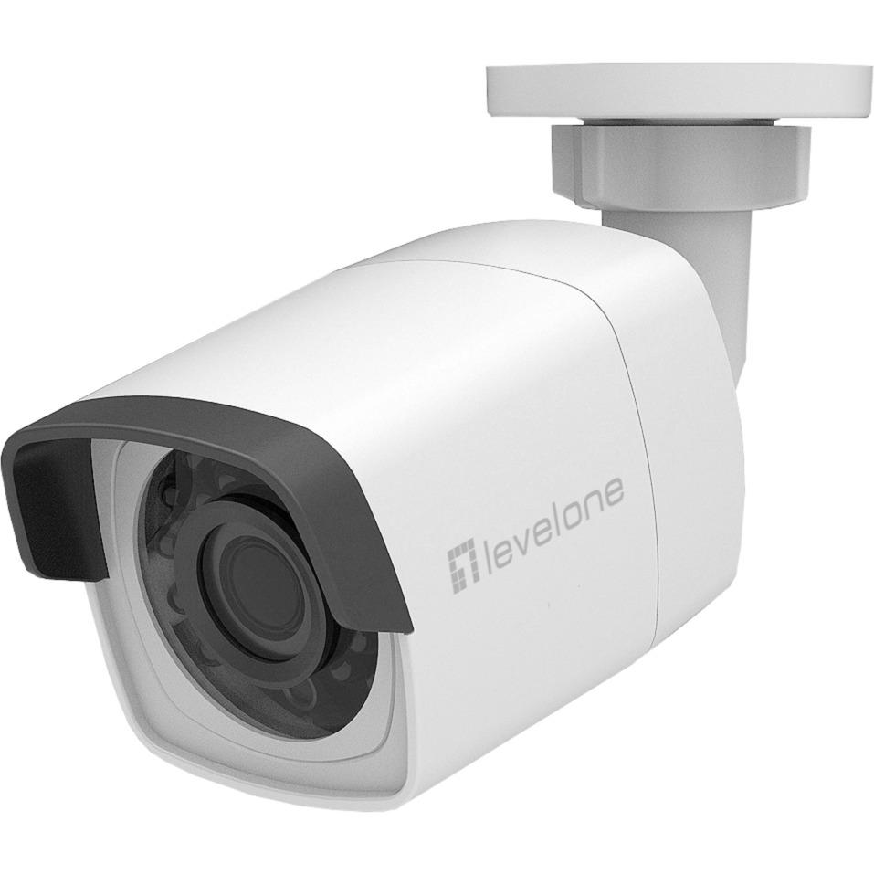 FCS-5067 Cámara de seguridad IP Interior y exterior Bala Techo/pared 2688 x 1520 Pixeles, Cámara de red