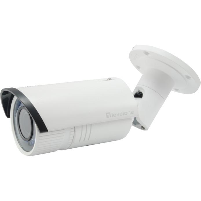 FCS-5068 cámara de vigilancia Cámara de seguridad IP Interior y exterior Bala Blanco 2560 x 1920 Pixeles, Cámara de red