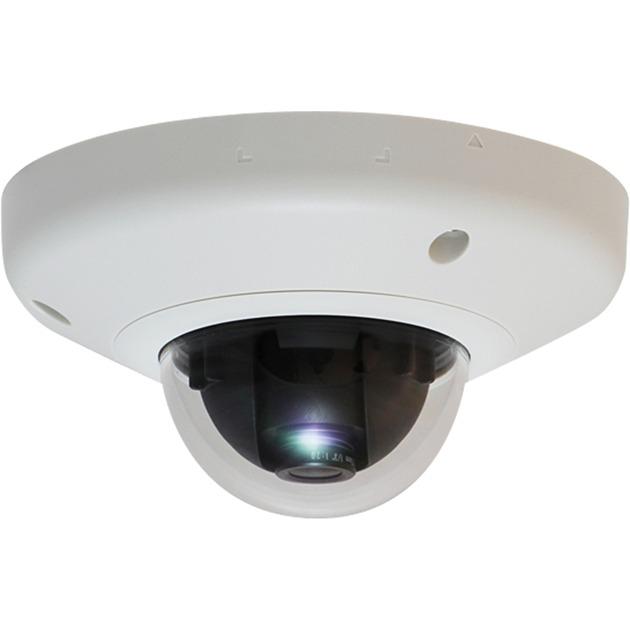 Fixed Dome Network Camera, 5-Megapixel, Outdoor, PoE 802.3af, WDR, Vandalproof, Vibrationproof, Cámara de red