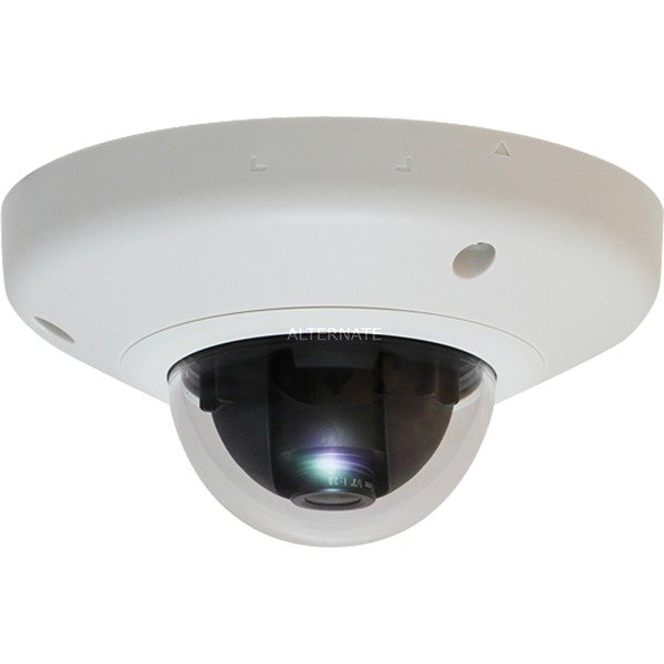 Fixed Dome Network Camera, 5-Megapixel, PoE 802.3af, WDR, Cámara de red