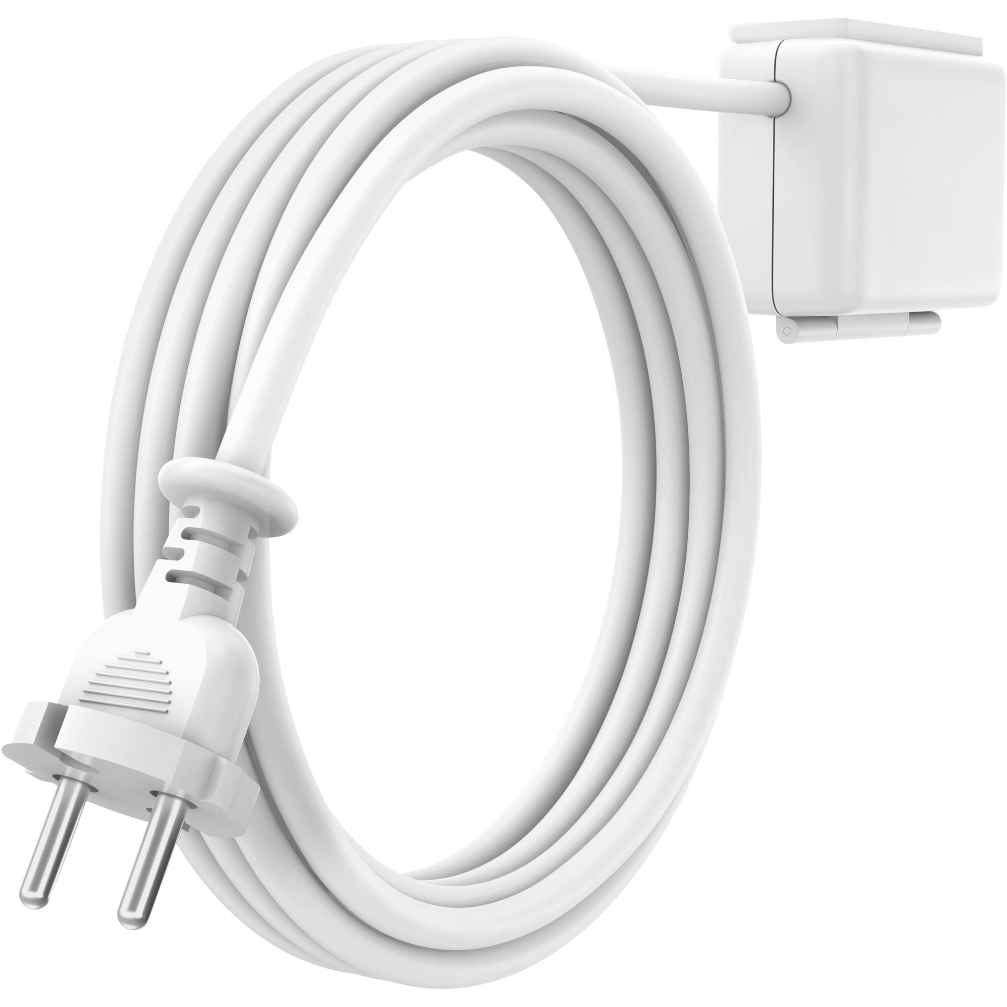 961-000439 Sistema de alimentación cámaras de seguridad y montaje para vivienda, Cable