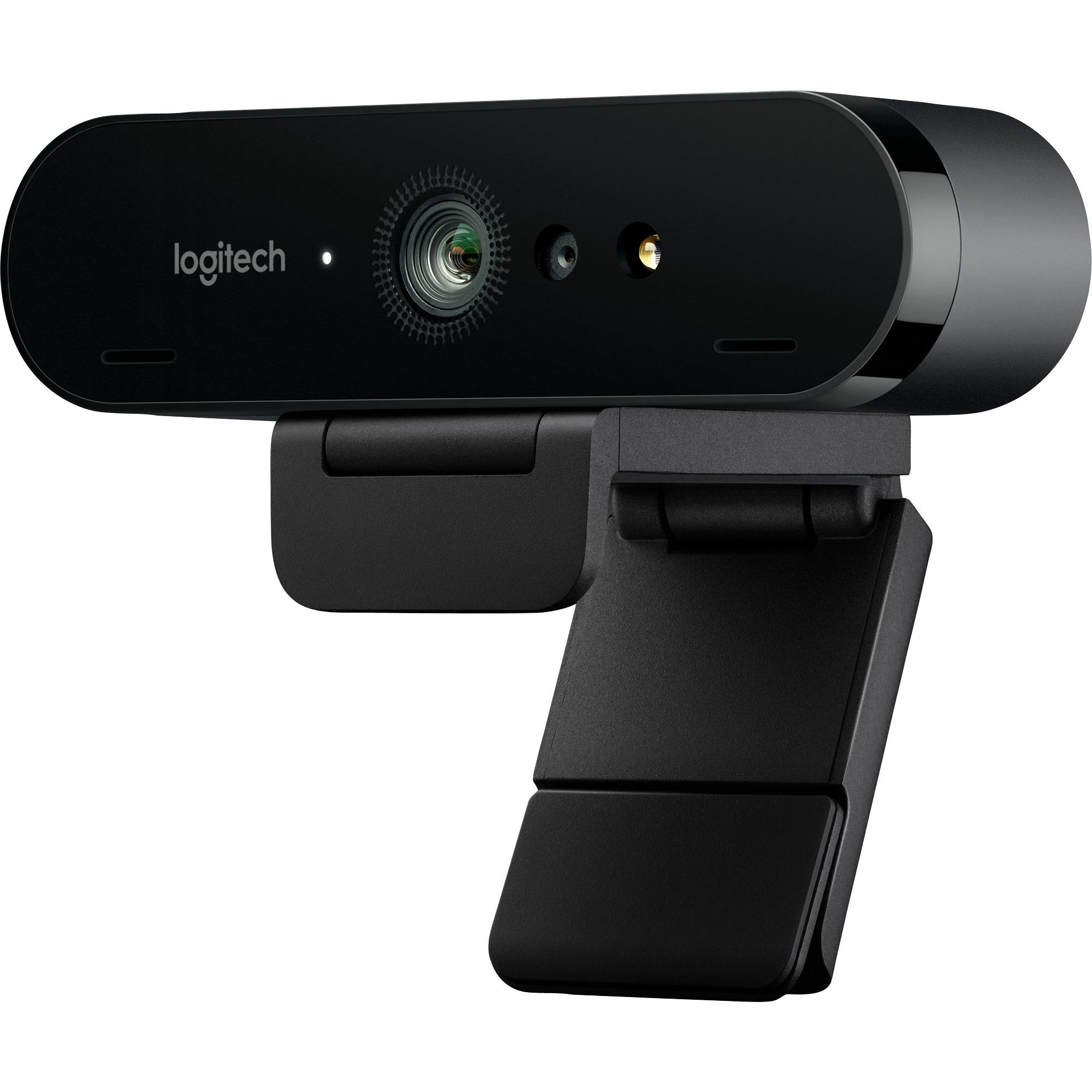 BRIO cámara web 4096 x 2160 Pixeles USB 3.0 Negro, Webcam