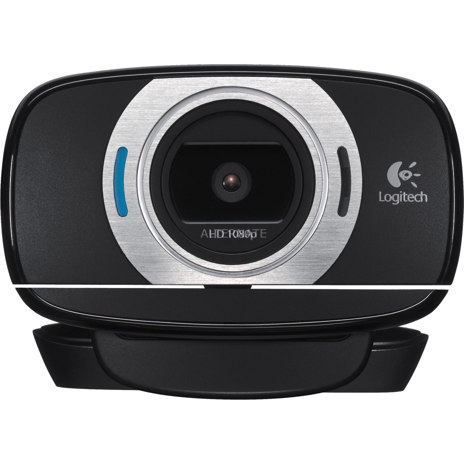 C615 cámara web 8 MP 1920 x 1080 Pixeles USB 2.0 Negro, Webcam