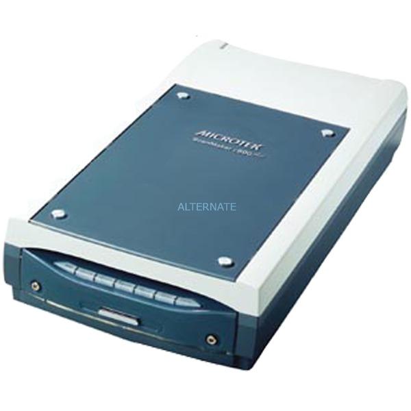 ScanMaker i800 plus, Escáner