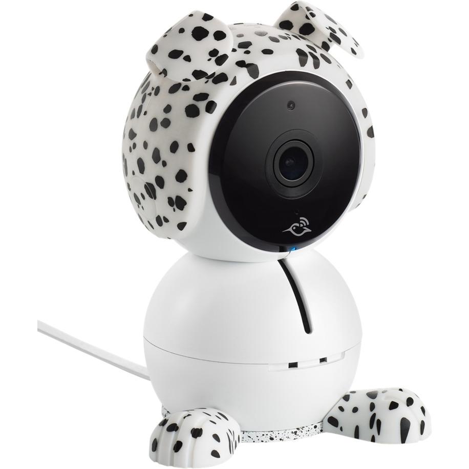 ABA1100 IP security camera Interior Cubo Blanco, Decoración
