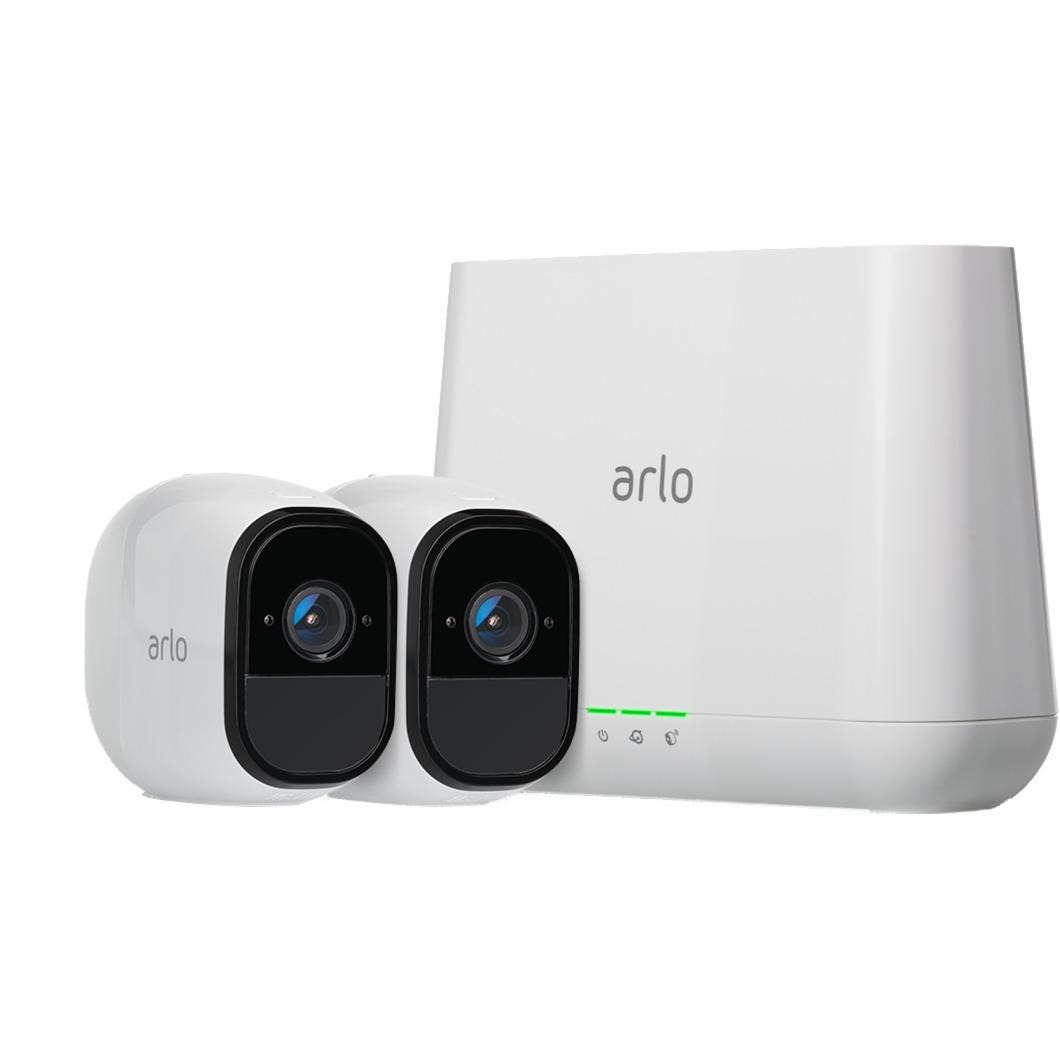 VMS4230P Inalámbrico y alámbrico kit de videovigilancia, Cámara de vigilancia