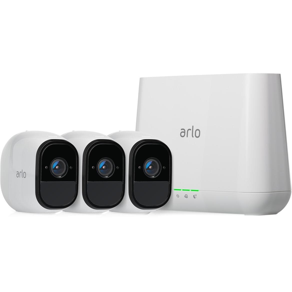 VMS4330P Inalámbrico y alámbrico kit de videovigilancia, Cámara de vigilancia