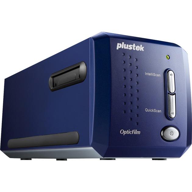 OpticFilm 8100 7200 x 7200 DPI Film/slide scanner Azul, Escáner de diapositivas