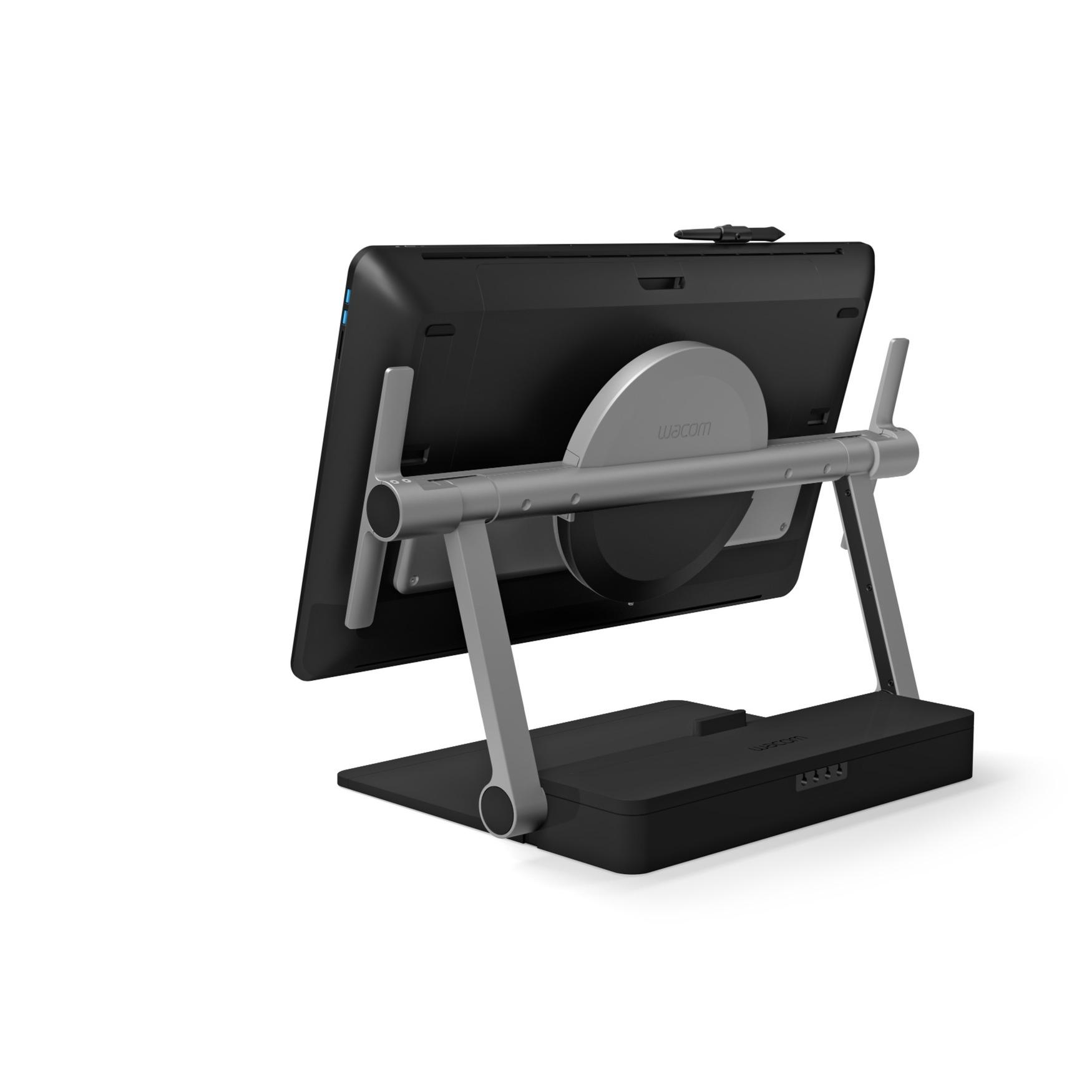 """ACK62801K soporte de mesa para pantalla plana 61 cm (24"""") Independiente Negro, Gris"""