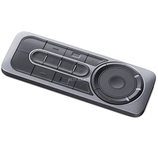 ACK-411050 Botones Negro, Gris mando a distancia