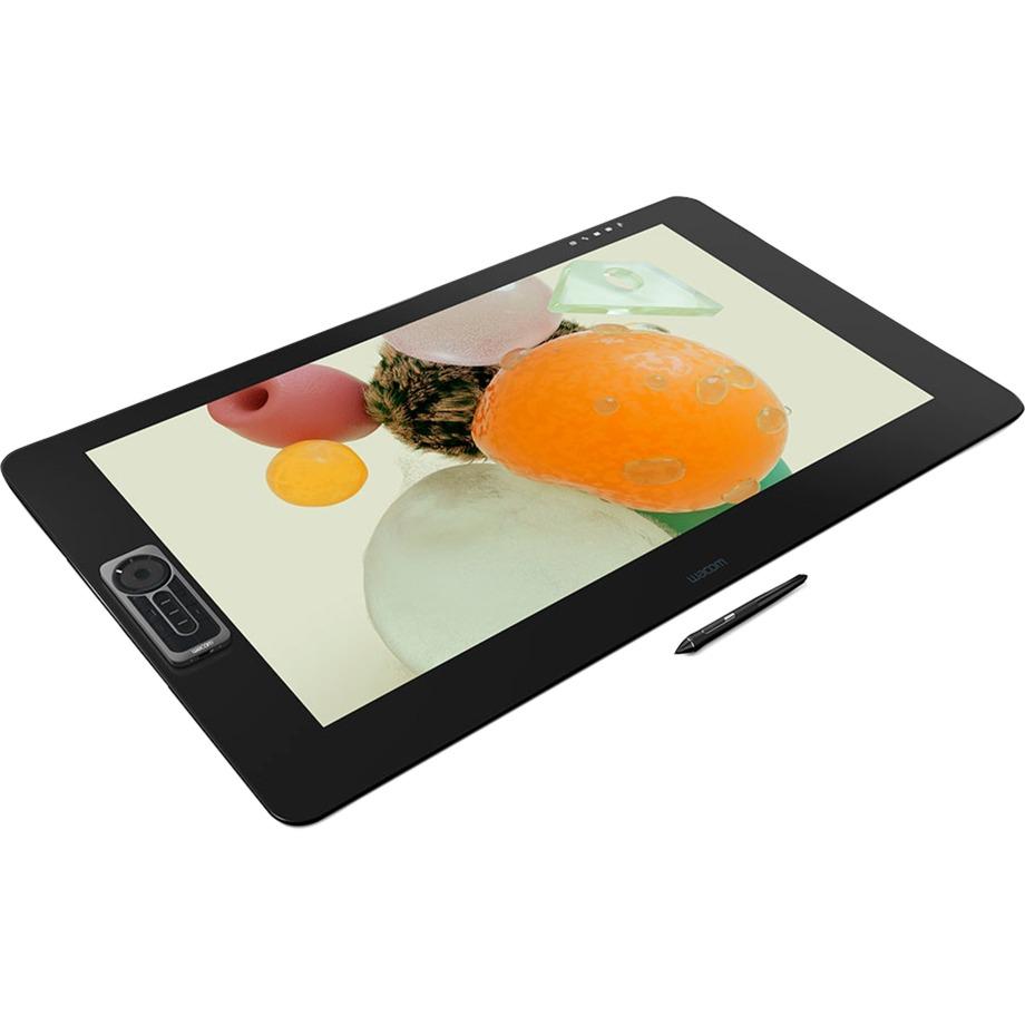 Cintiq Pro 32 tableta digitalizadora 5080 líneas por pulgada 697 x 392 mm Negro, Tableta gráfica