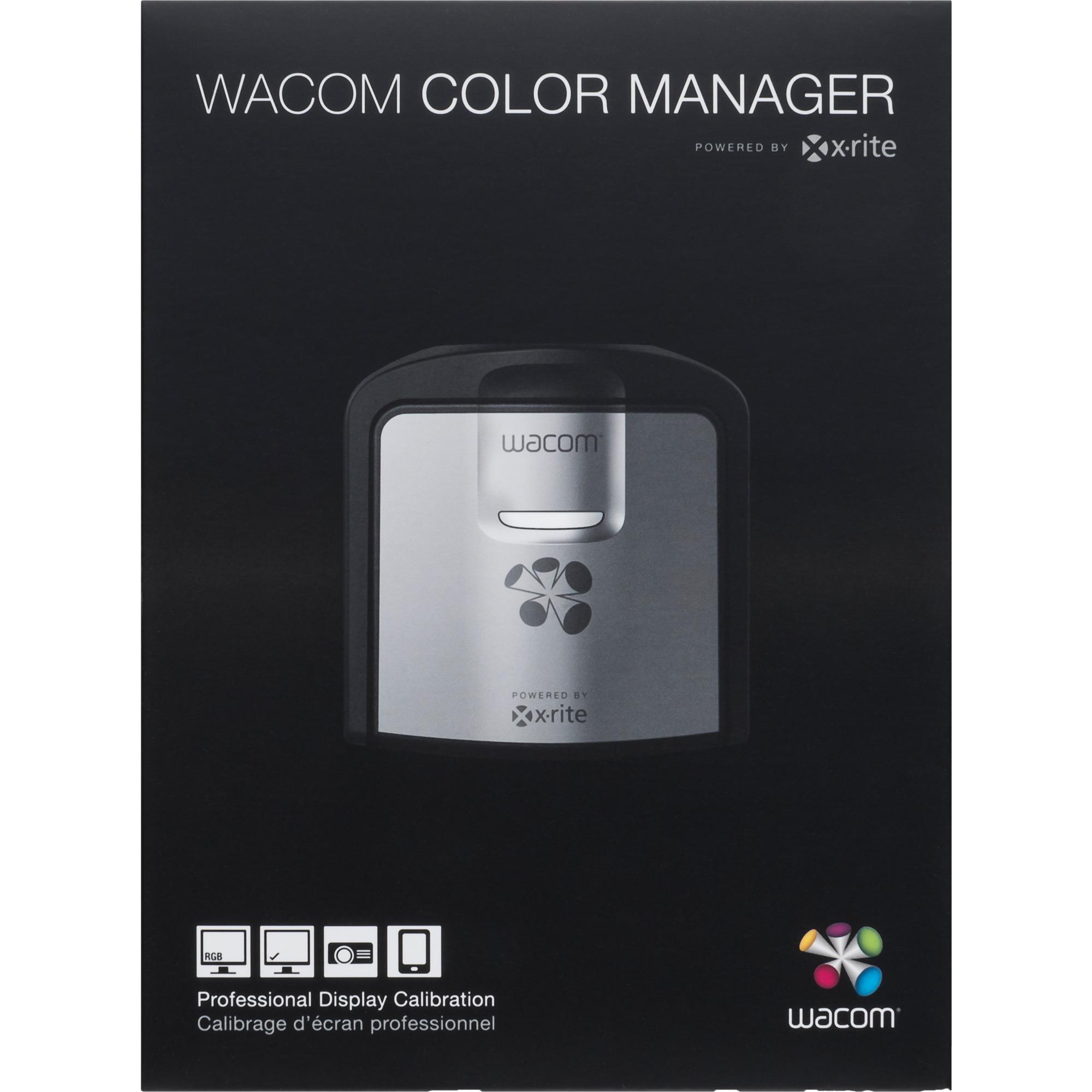 Colour Manager, Calibrado