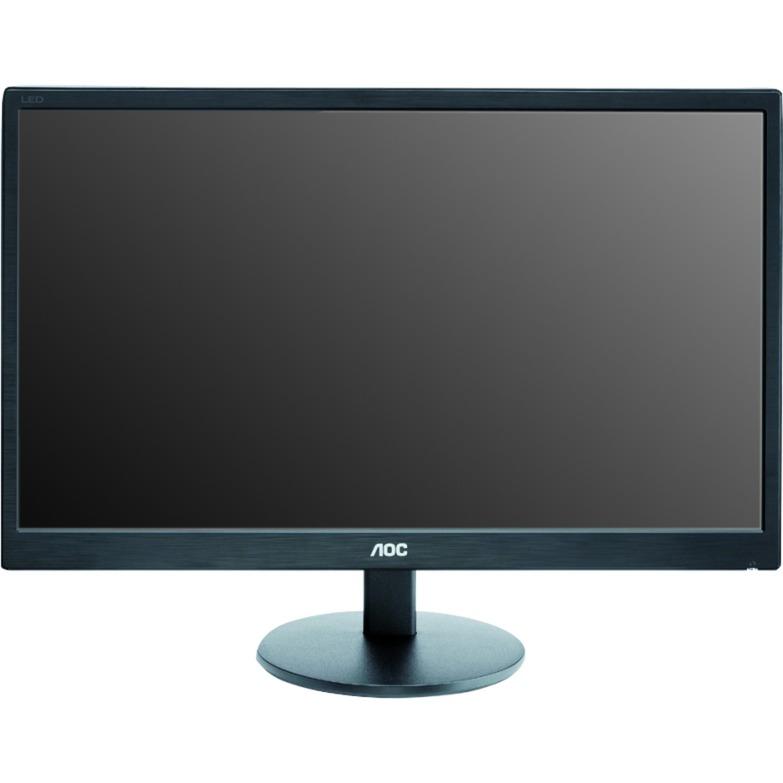 """E2470SWH 23.6"""" Negro pantalla para PC LED display, Monitor LED"""