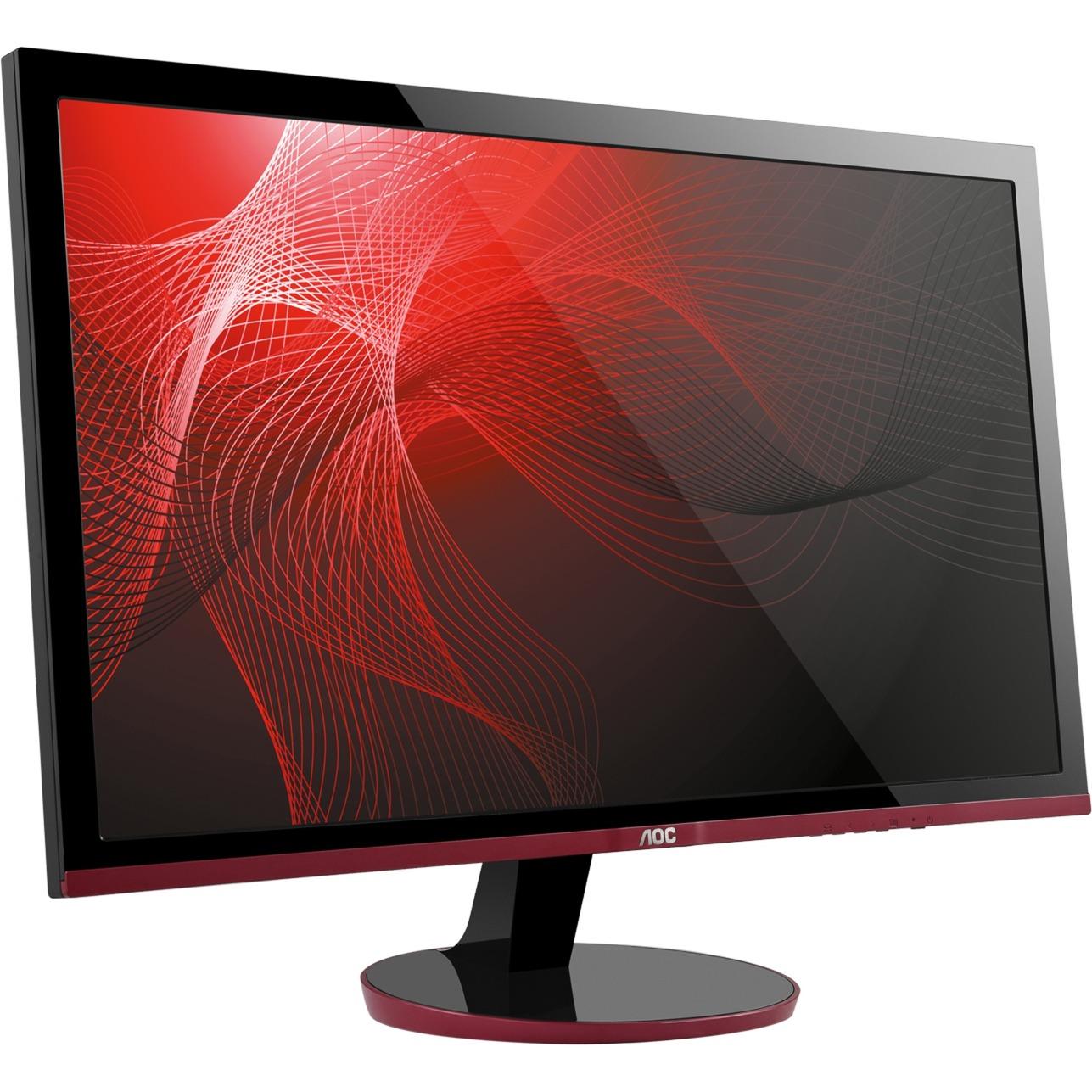 """G2778VQ 27"""" Full HD Negro, Rojo pantalla para PC, Monitor LED"""