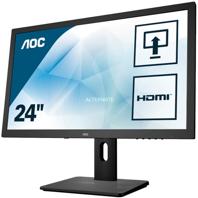 "Pro-line E2475PWJ pantalla para PC 59,9 cm (23.6"") Full HD Negro, Monitor LED"