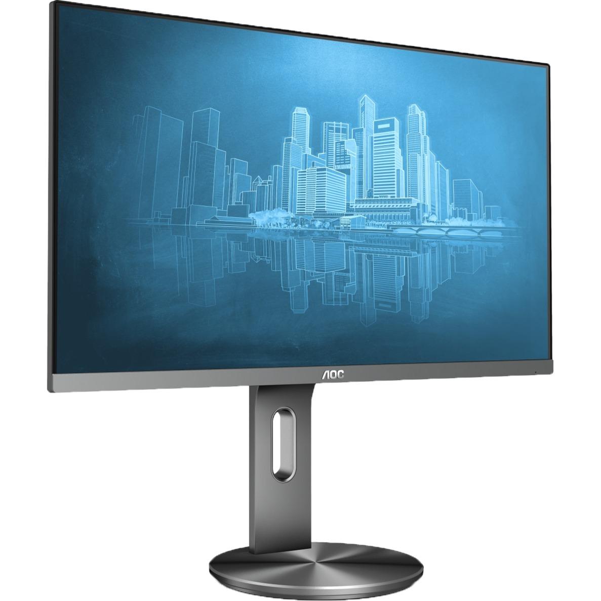 "Pro-line I2790PQU/BT pantalla para PC 68,6 cm (27"") Full HD LED Plana Gris, Monitor LED"