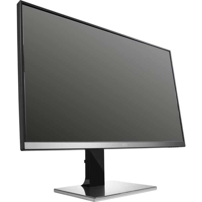 """Q2577PWQ 25"""" IPS Negro, Plata pantalla para PC LED display, Monitor LED"""