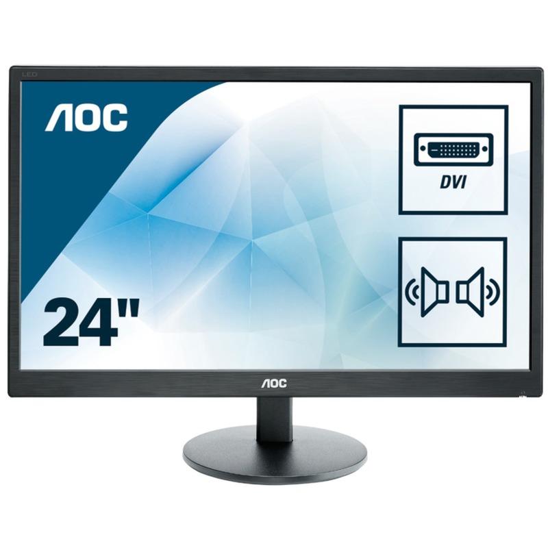 e2470swda, Monitor LED