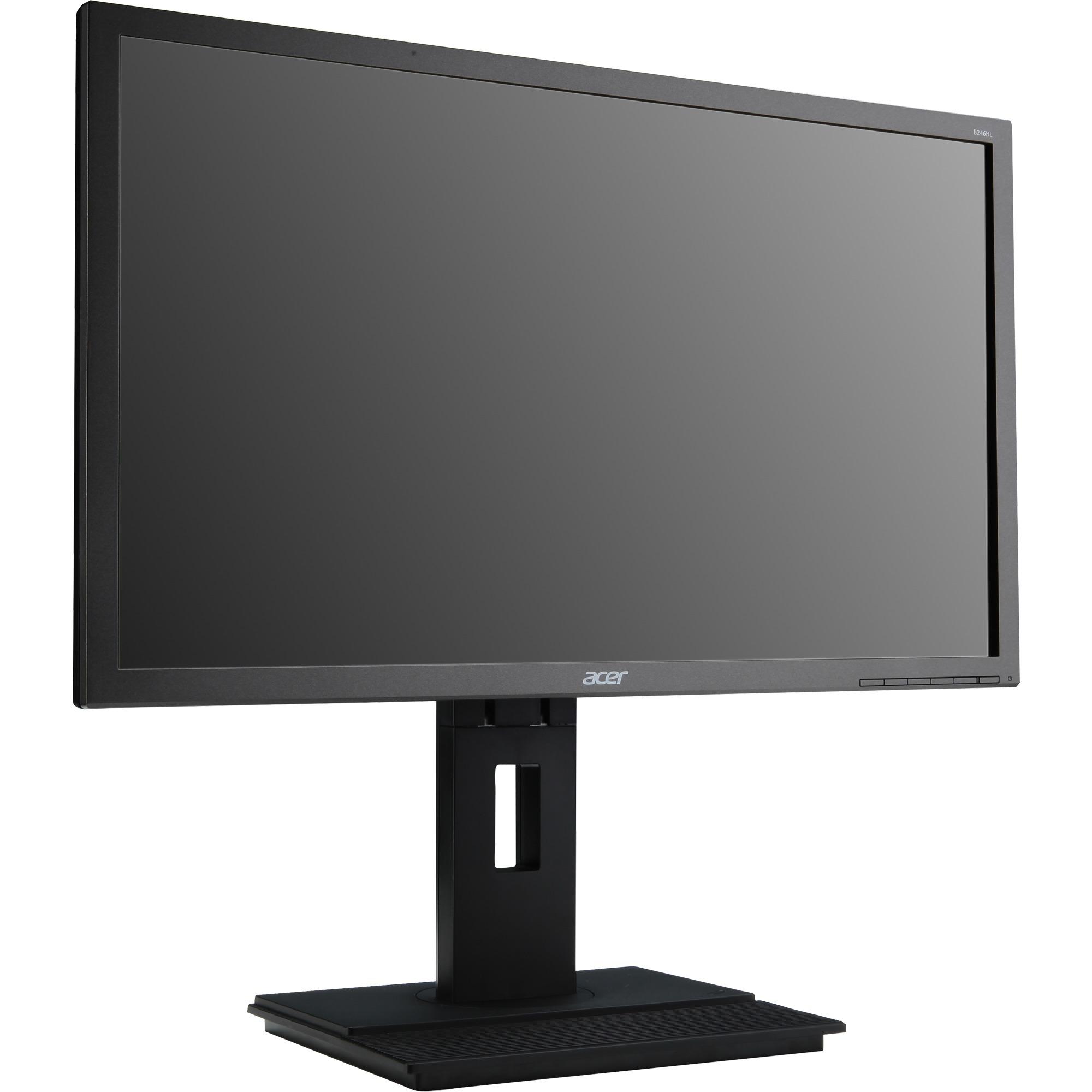 """B6 B246HLymdpr 24"""" Full HD Gris pantalla para PC, Monitor LED"""