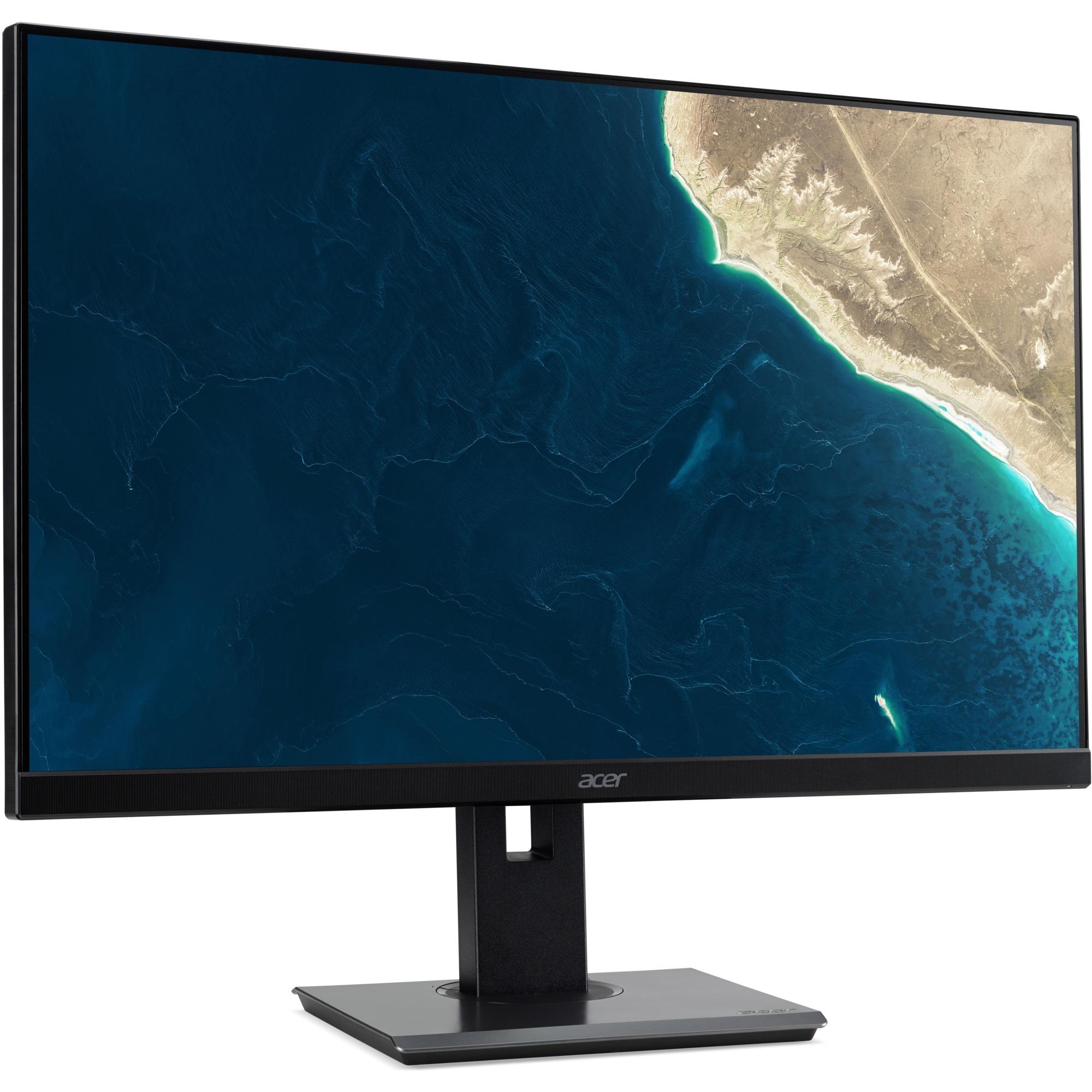 "B7 B247Y bmiprx LED display 60,5 cm (23.8"") Full HD Plana Mate Negro, Monitor LED"