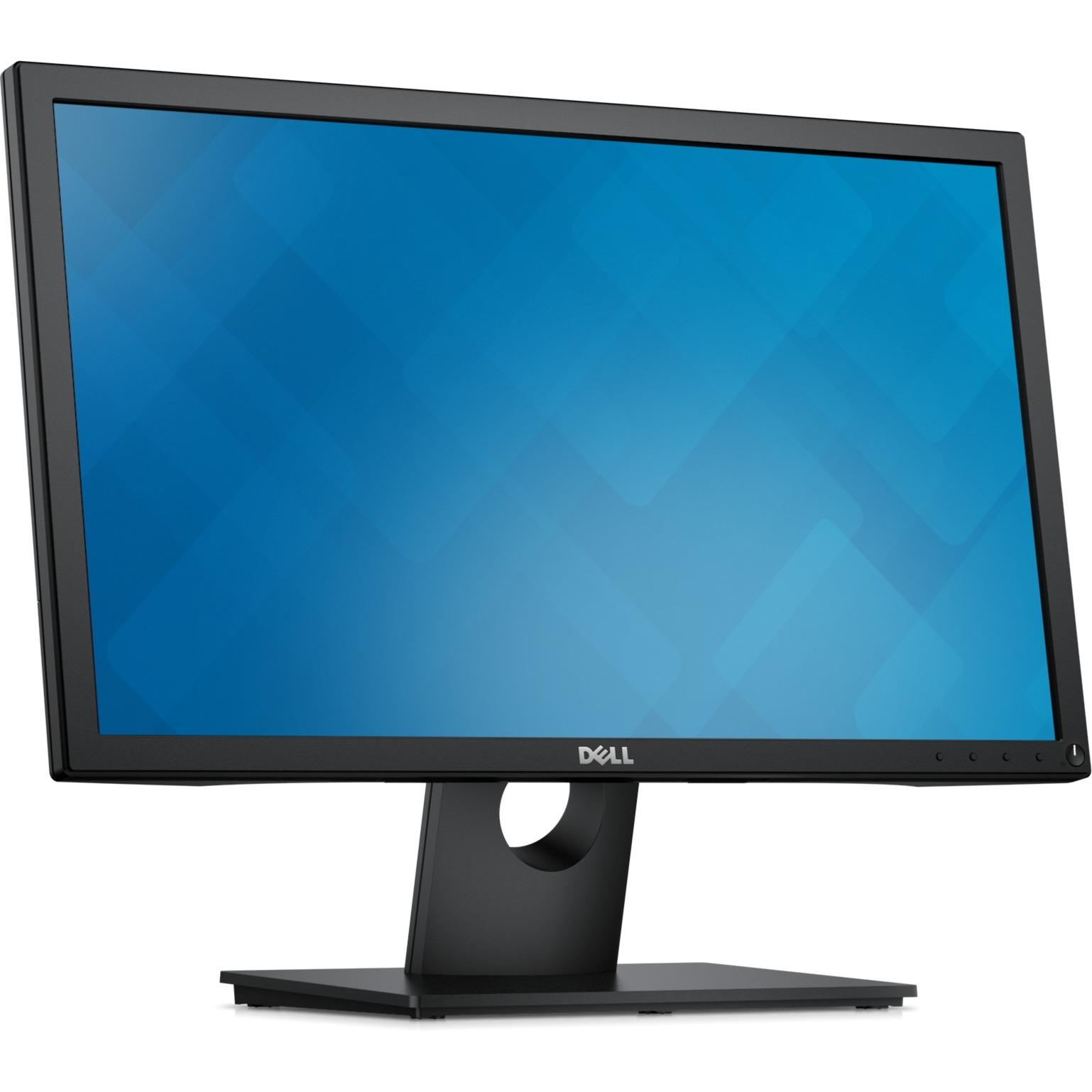 "E Series E2216H 21.5"" Full HD LED Mate Plana Negro pantalla para PC, Monitor LED"