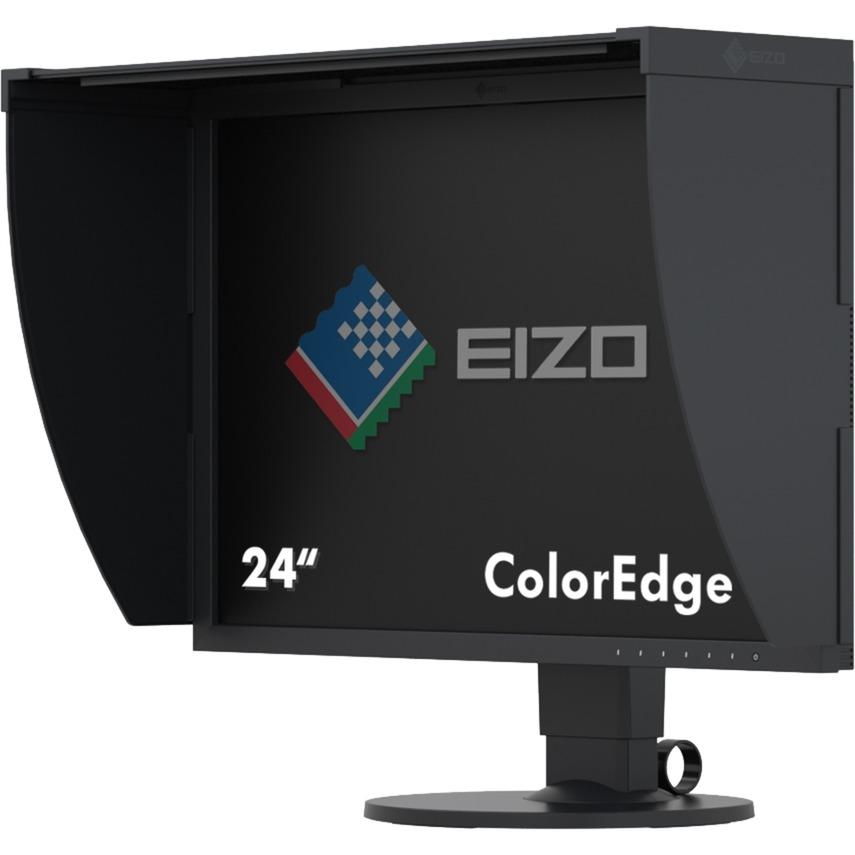 """ColorEdge CG2420 LED display 61,2 cm (24.1"""") WUXGA IPS Plana Negro, Monitor LED"""