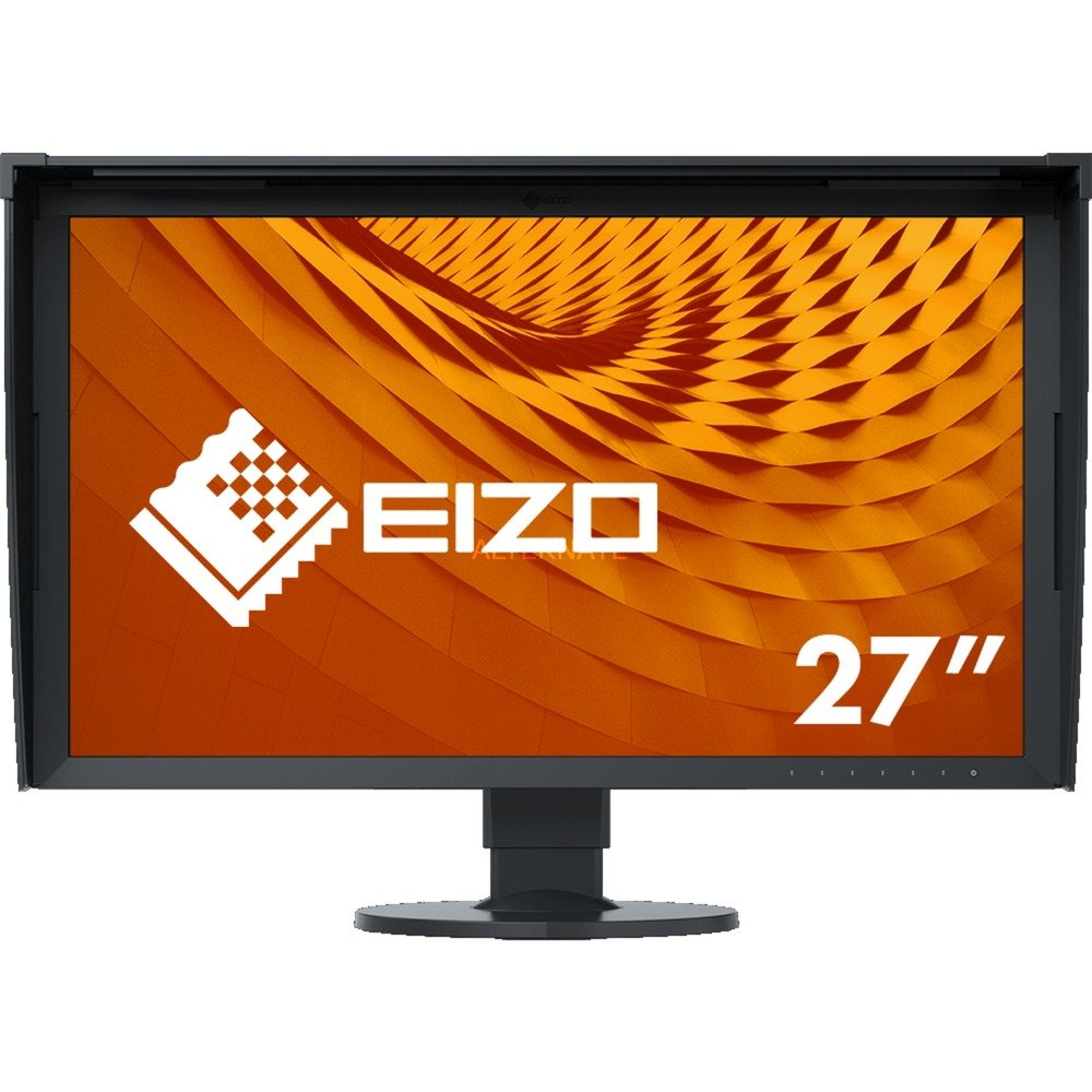 "ColorEdge CG2730 pantalla para PC 68,6 cm (27"") Wide Quad HD LED Plana Negro, Monitor LED"
