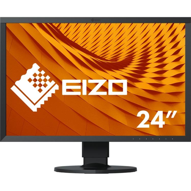 """ColorEdge CS2410 pantalla para PC 61,2 cm (24.1"""") 1920 x 1200 Pixeles WUXGA LED Plana Negro, Monitor LED"""