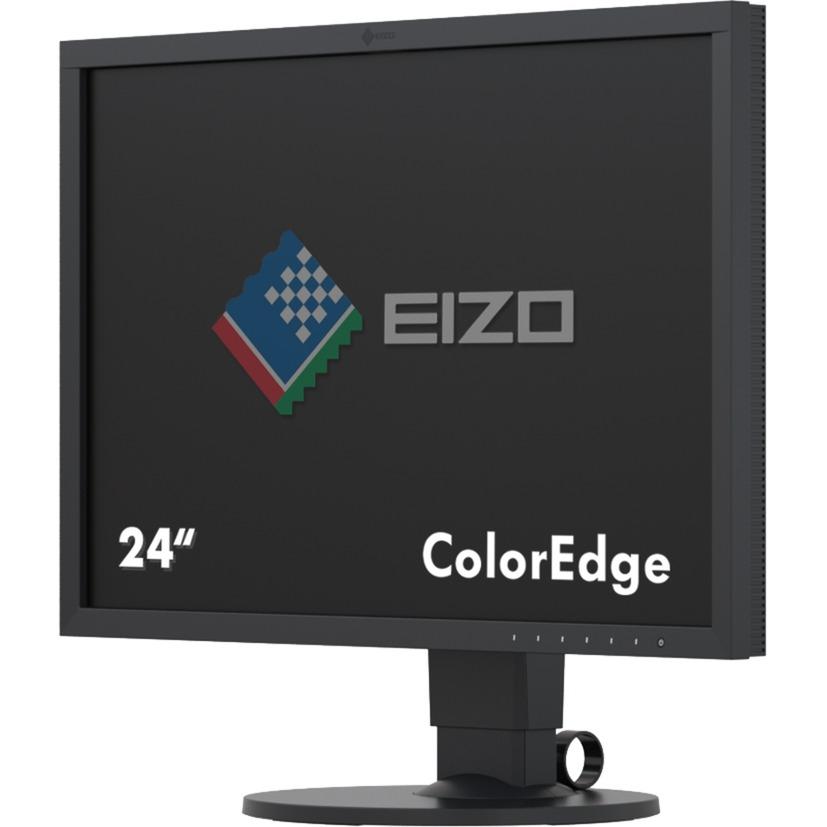 "ColorEdge CS2420 pantalla para PC 61,2 cm (24.1"") 1920 x 1200 Pixeles WUXGA Plana Mate Negro, Monitor LED"