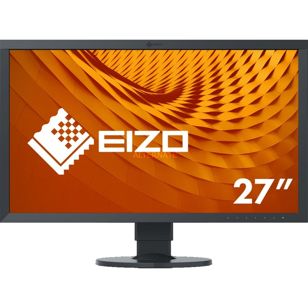"ColorEdge CS2730 27"" WQXGA LED Plana Negro pantalla para PC, Monitor LED"