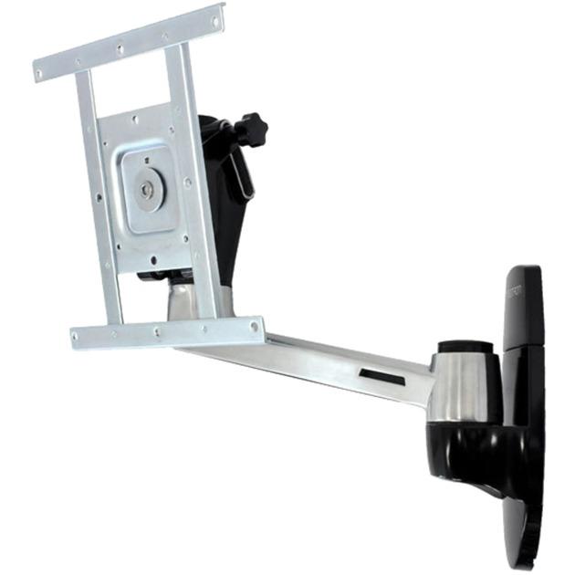 "LX HD Wall Mount Swing Arm 42"" Aluminio soporte de pared para pantalla plana"