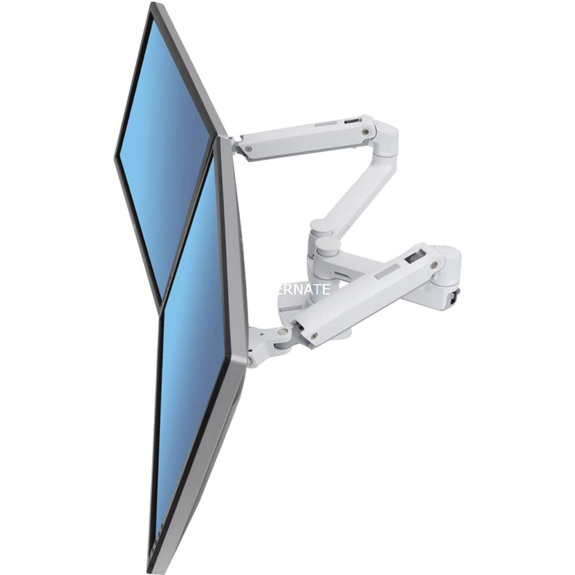 "LX Series 45-491-216 soporte de mesa para pantalla plana 68,6 cm (27"") Blanco"